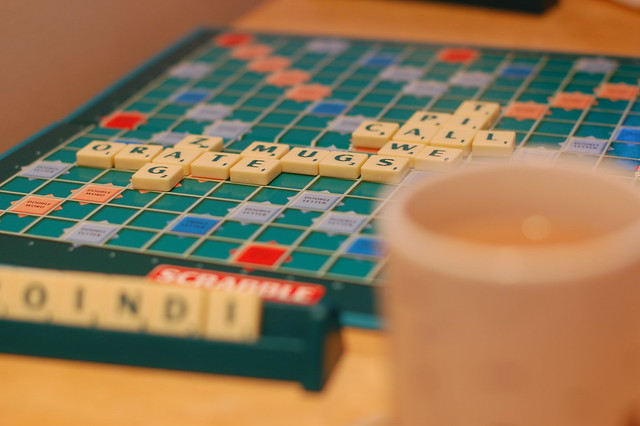 Scrabble Sunday
