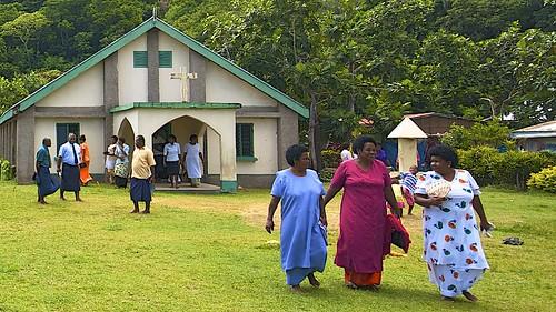 yasawa island church