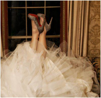 Fabulous Bridal Shoe Inspiration