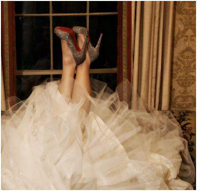 Fabulous Bridal Shoe Inspiration