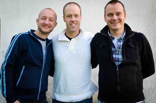 GCE Pastors Summit - Netherlands Team Portrait 2