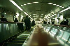 subway, transport, escalator, infrastructure,