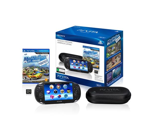 PlayStation Vita, Edição Limitada América Latina