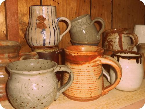 Bajee mugs