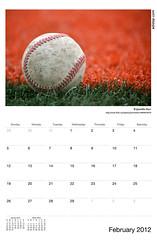 ADIDAP Calendar 2012 US February