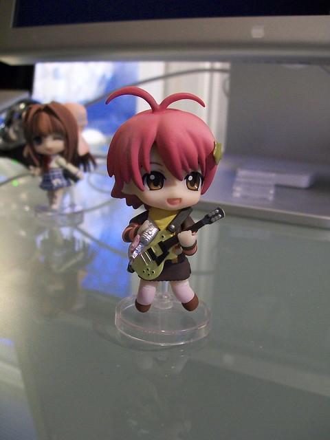 Kirari Shiino Nendoroid Petit