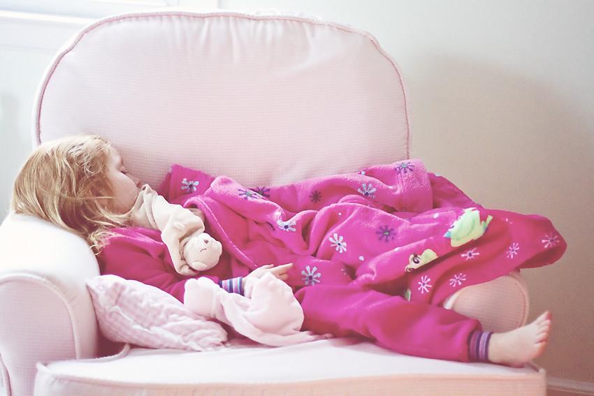 abi sleeping