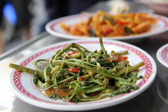 Healthy Thai Vegetarian Food