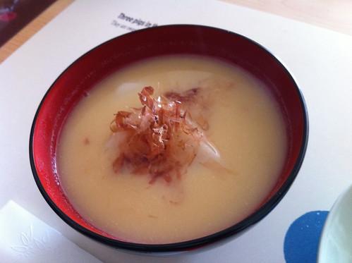 白味噌のお雑煮