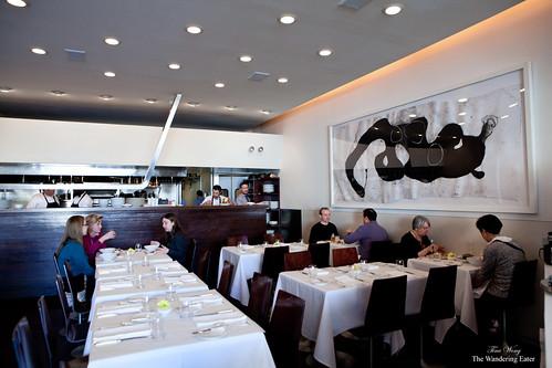 Blackbird Restaurant Chicago Food