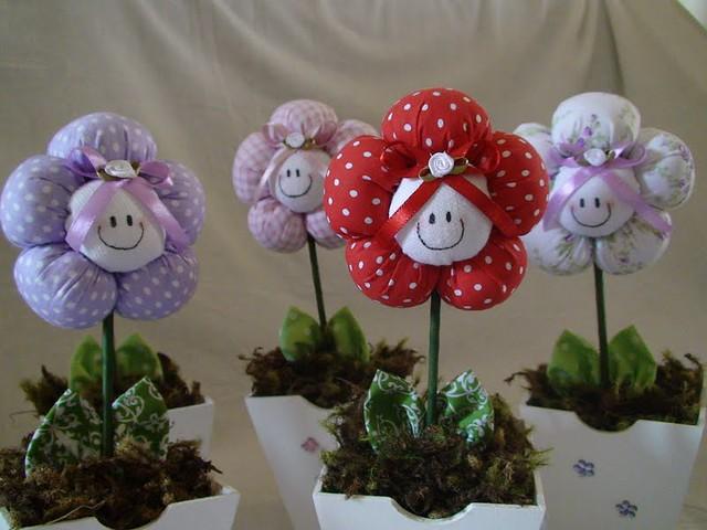 ideias de lembrancinhas jardim encantado:Lembrancinha de aniversário Tema: Jardim Encantado