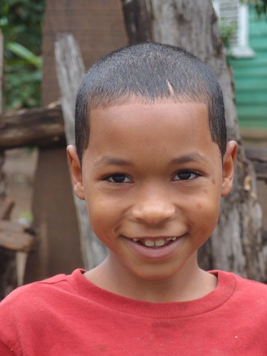 Local boy, La Yagua, Mao Valverde, Dominican Republic