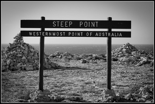Steep Point W.A