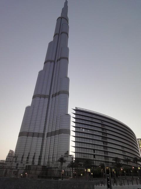 Burj Khalifa, Dubai Emirados Árabes Unidos