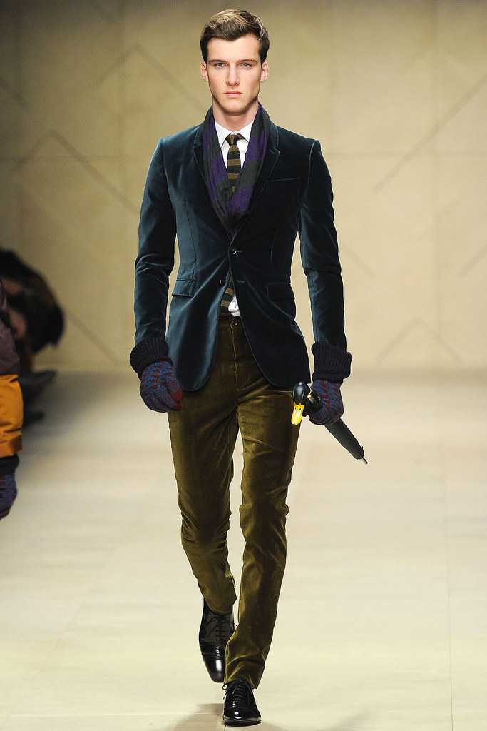 FW12 Milan Burberry Prorsum044_Johnny George(VOGUE)