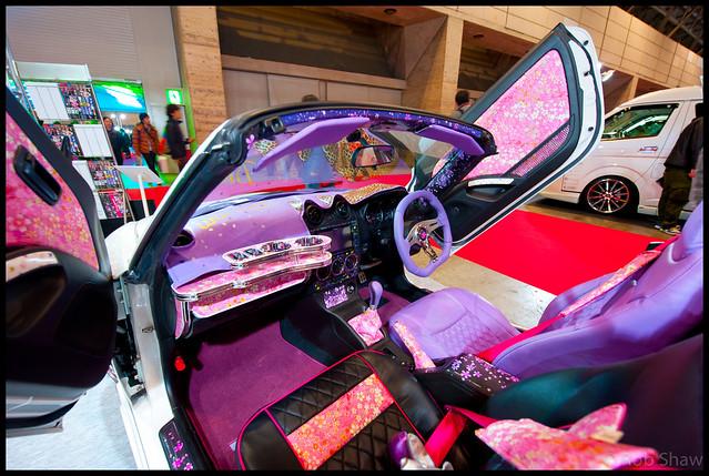 Tokyo Auto Salon Vehicles-482