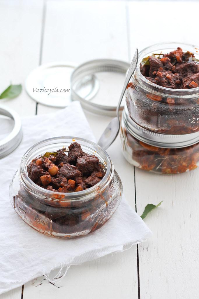 Kerala Beef Pickle - Erachi Achar-1