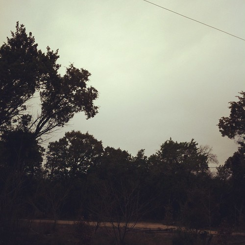 Grey Skies in WImberley