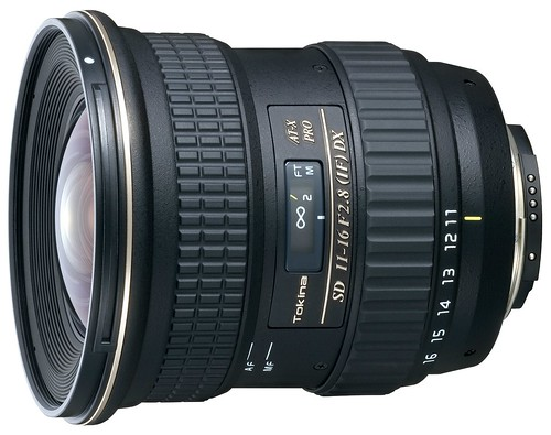 Tokina 11-16mm f/2.8 AT-X PRO DX