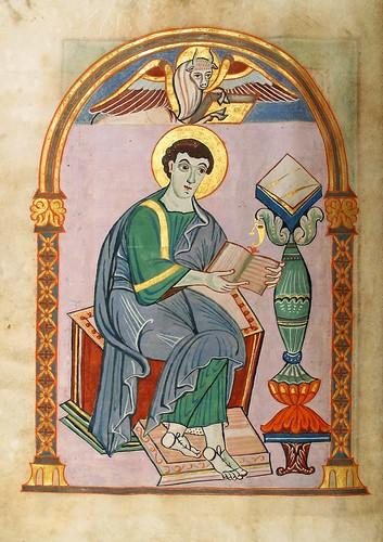001-Gero-Codex  Evangelistar Hs 1948- Universitäts- und Landesbibliothek Darmstadt