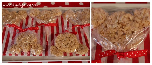 Rice Crispie Treat