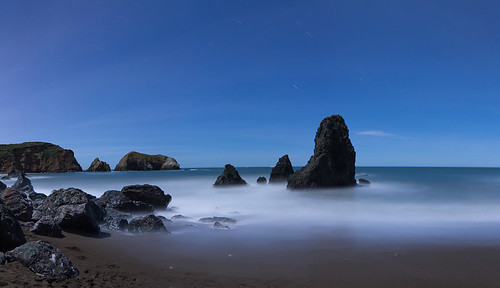 Rodeo Beach Panorama