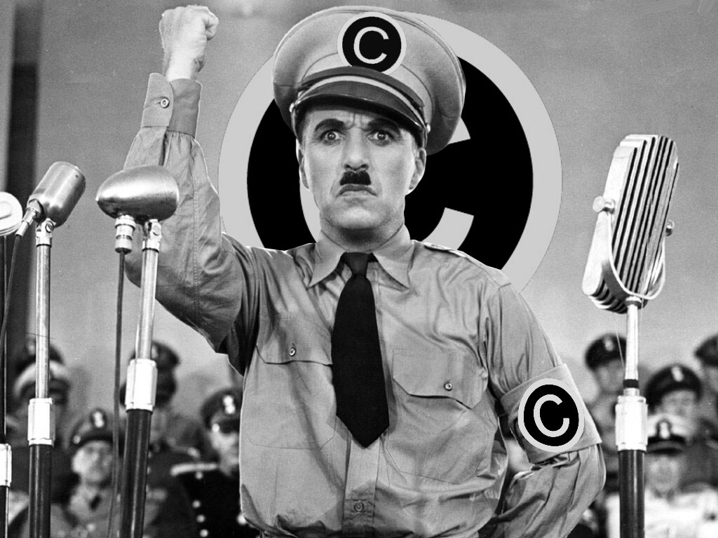 THE GREAT COPYRIGHT DICTATOR
