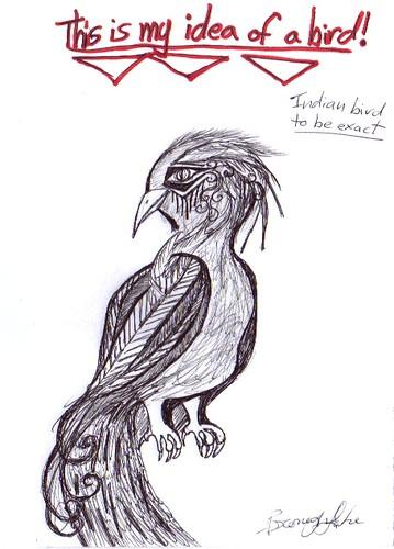 Idea of a Bird