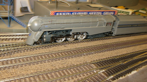 MTH 1941 New York Central Railroad streamlined J 3  4-6-4 Hudson steam locomotive. by Eddie from Chicago