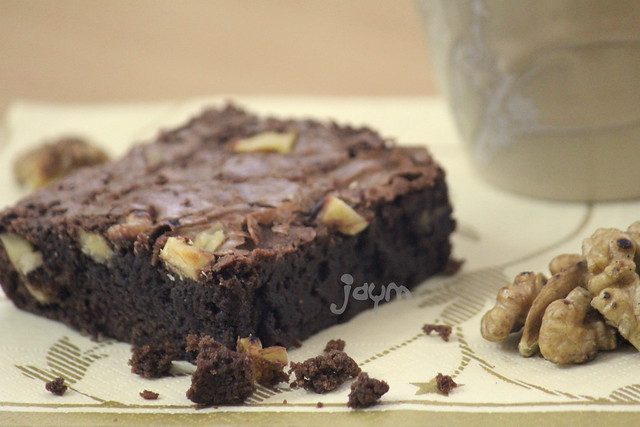 Walnut Brownie - 2