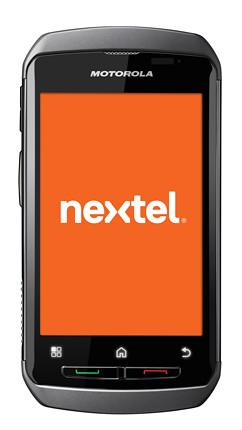 nextel lead