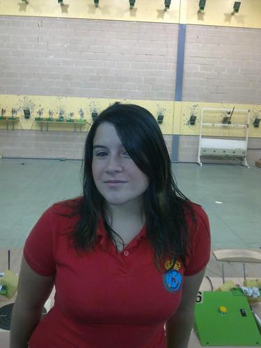 Cristina Muñoz, entrega trofeos cto juvenil de melilla 093
