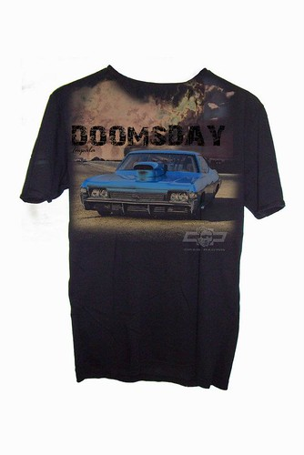 Doomsday Impala T-Shirt by We Walk by WeWalkcom