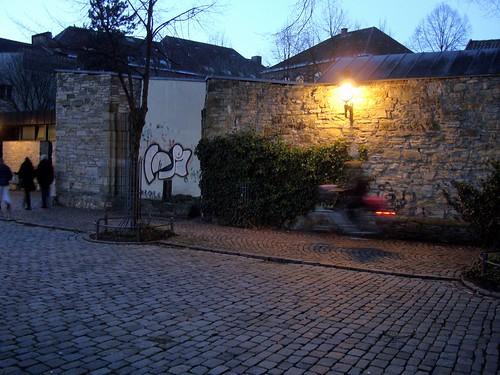 Barfüßerkloster-Ruine