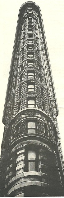 1970 Flat Iron Building, NYC