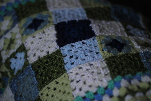 green fields crochet blanket 2