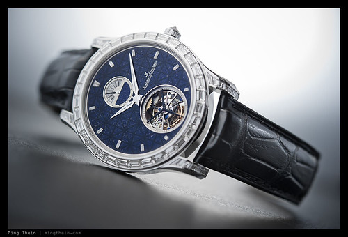 Photo Essay: The Jaeger LeCoultre Master Tourbillons