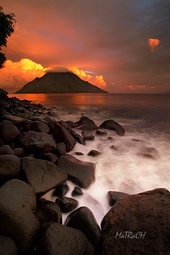 sea sunrise maluku ternate northmoluccas sulamadaha matrach