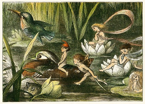 011-The Princess Nobody a tale of fairy land 1884- Richard Doyle -University of Florida Digital Collections