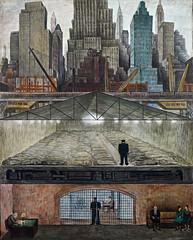 Diego Rivera -  Frozen Assets   1931