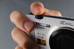 カシオ EXILIM EX-ZR200 EX-ZR10 比較