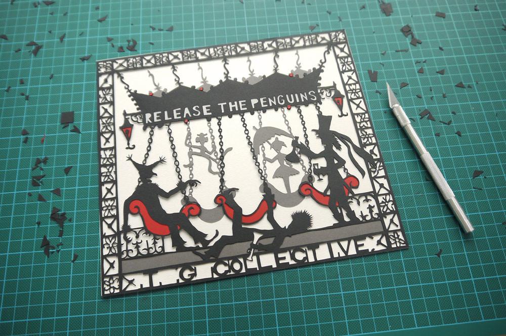 Papercut album cover