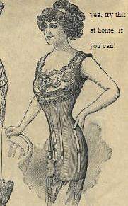 corsets hapee