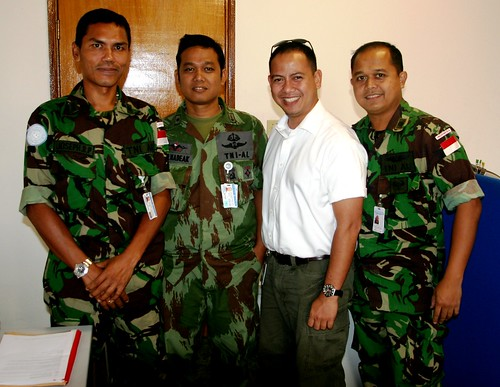 2007 - Indonesian at UNMIL1