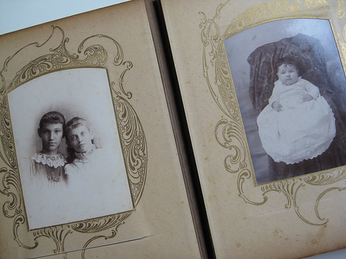 Antique portrait pictures