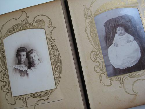 Antique portrait pictures