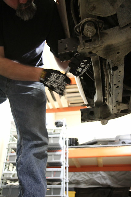 Tjm T15 Bull Bar Fitting Instructions