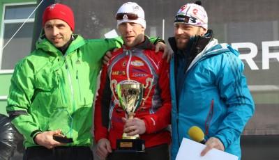 Triple v ultra trailu získal Zbyněk Cypra. Zvítězil i na Lysohorské 24h