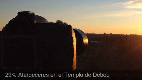 29% Atardecederes en el Templo de Debod