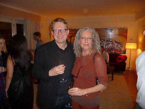 Alexander Birchler and Margo Sawyer